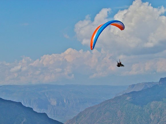Cashing in on Adventure Sports Tourism in Santander, Colombia