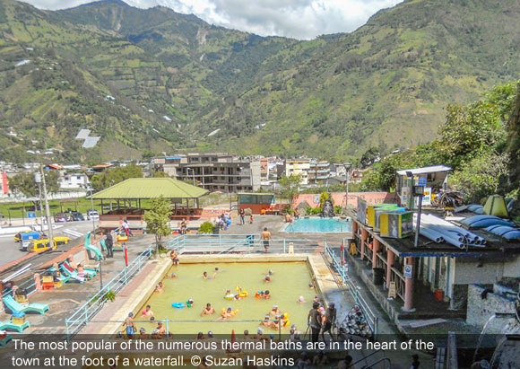 Baños, Ecuador: Hot Springs, Waterfalls, and Miracle Cures