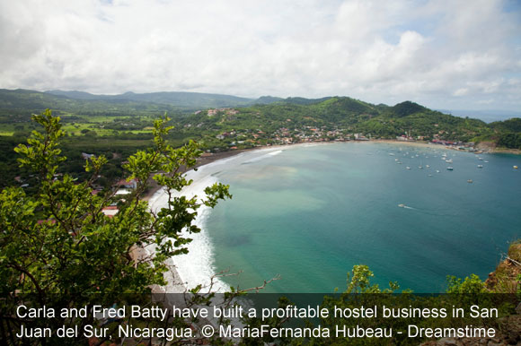 Ditching Retirement to Open a Beach Hostel