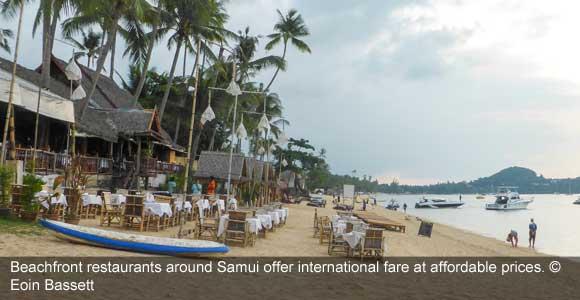 Wedding Planner on Tropical Koh Samui