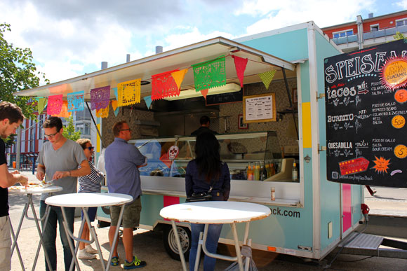 Lifestyle Dividends of a Food-Truck Enterprise in the Black Forest