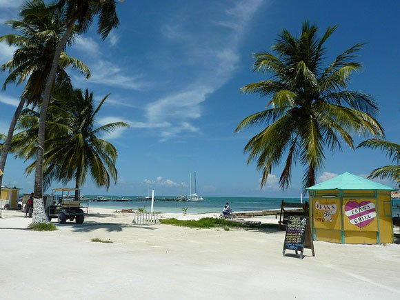 Feeding the Demand for a Taste of Home in Belize's Expat Haunts