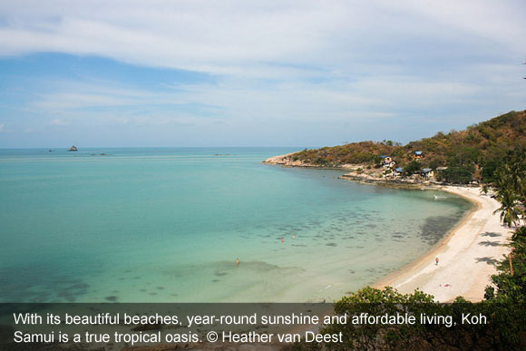 A Tranquil, Affordable Thai Island Life
