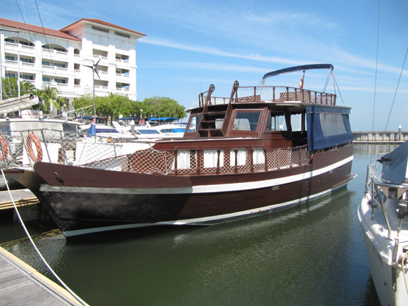 Restoring a Vintage Boat — Fun Now, Retirement Income Later