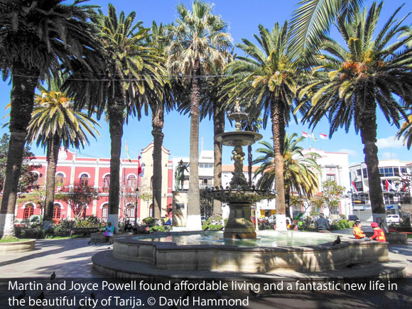 Tarija: Bolivia's Andean Paradise for $1,200 a Month