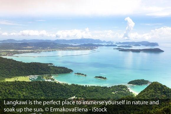 """Langkawi, """"The Jewel of Kedah:"""" Secluded Island Getaway"""