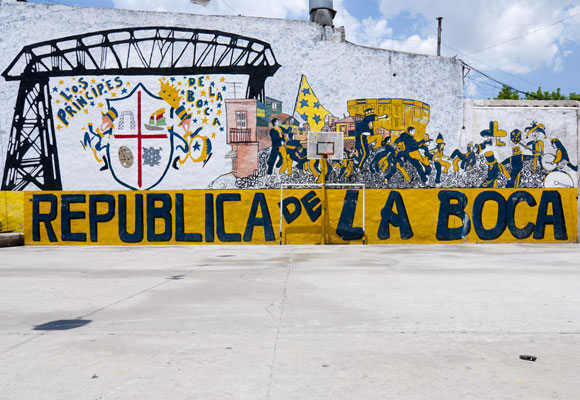 Explore Buenos Aires' Vibrant Graffiti