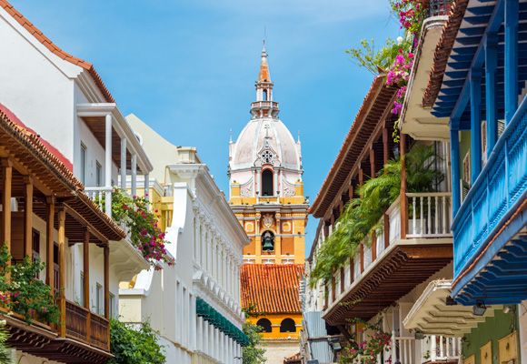 The Easiest Way to Get a Colombian Visa