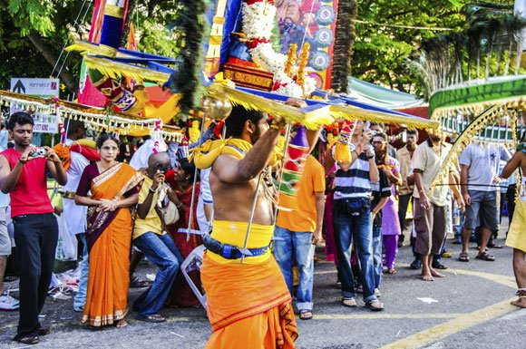 Hungry Ghosts, Water Fights and Fun—Southeast Asia's Top 5 Festivals
