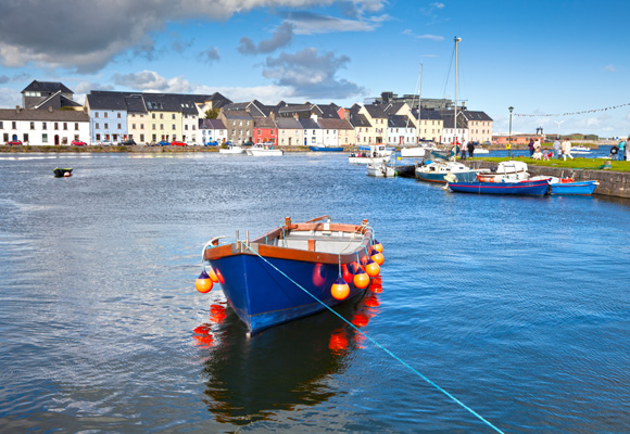 Own on Ireland's Romantic West Coast From $50,000