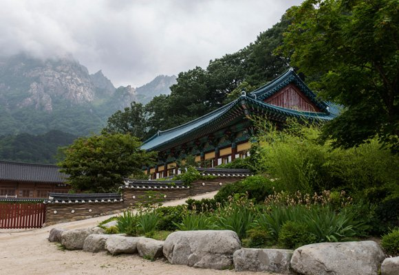 A Korean Park to Avoid if Easily Offended