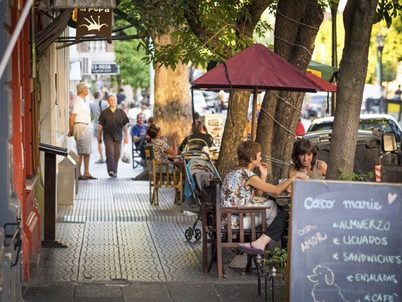 The Barrios of Buenos Aires, the Paris of South America