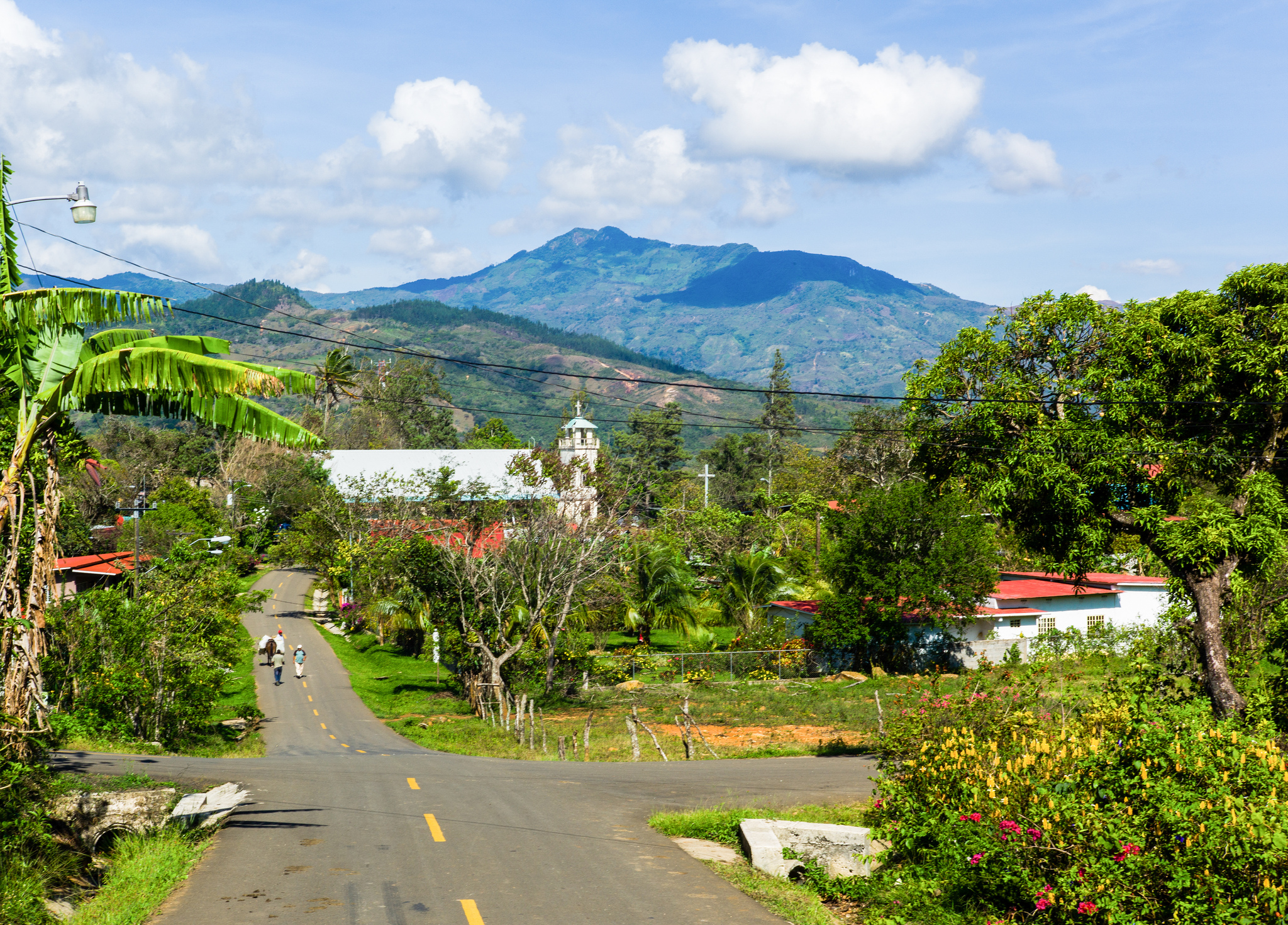 """In Santa Fe, Panama, $1,500 a Month is """"More Than Plenty"""""""