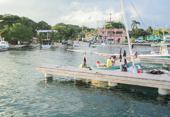Creating a Coffee Culture in Placencia, Belize