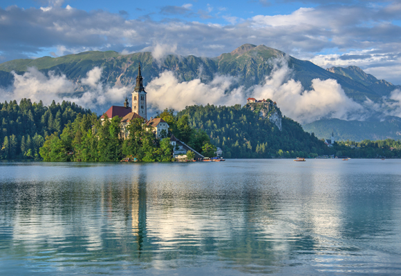 Lakes, Castles, and Legends in Europe's Secret Corner