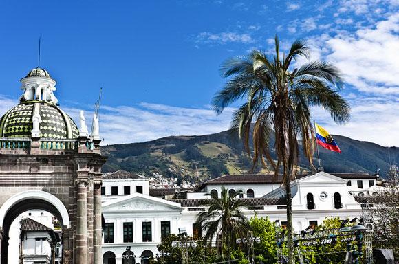 Always an Adventure in Quito, Ecuador