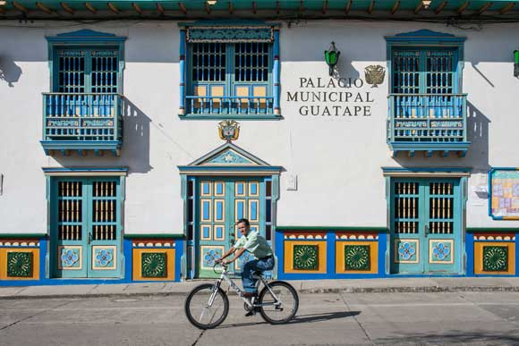 Backpacker to Business Owner in Guatapé
