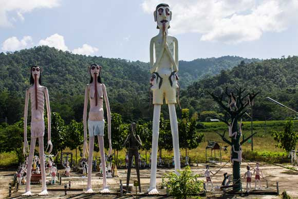 Germany's Fairytale Castle, Thailand's Hell Garden, and Much More
