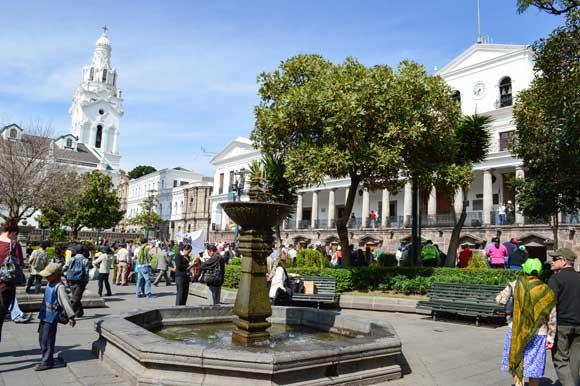 Cultured Living for Less in Ecuador's Capital