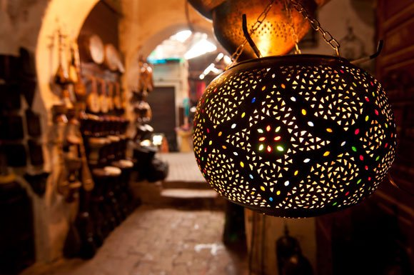 Magic Potions in Moroccan Markets