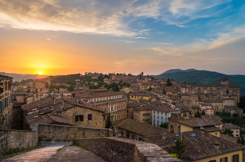 Traveling the World From Umbria, Italy