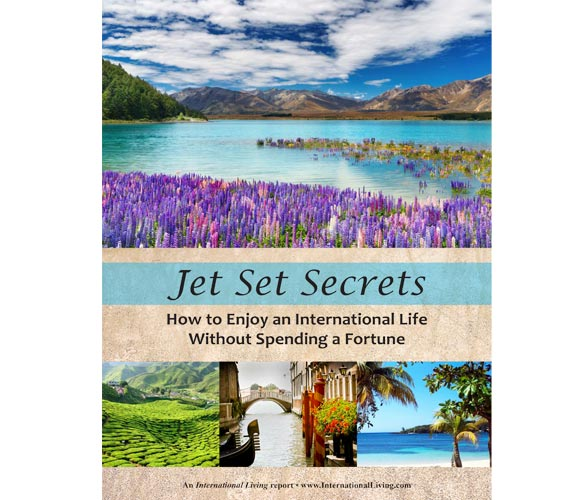 Jet Set Secrets: How to Enjoy an International Life without Spending a Fortune