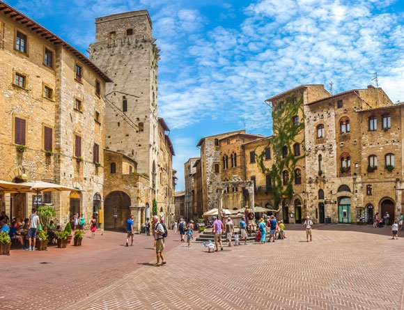 New Life, New Business, New Friends in Affordable Florence