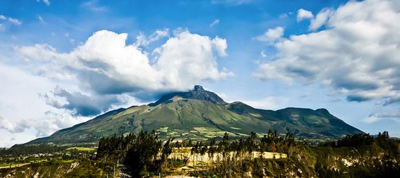 Enjoying the Countryside in San Martín, Ecuador