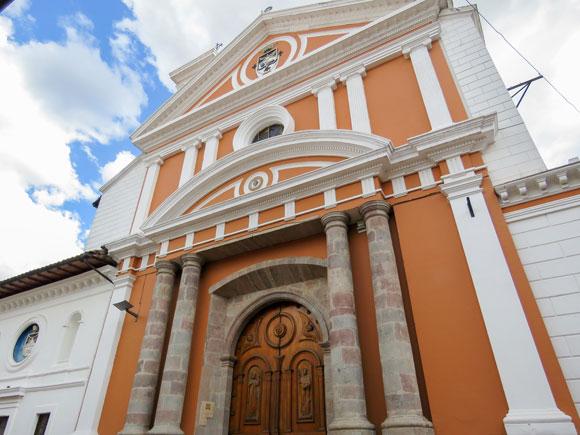 Quito's Creepy Convent