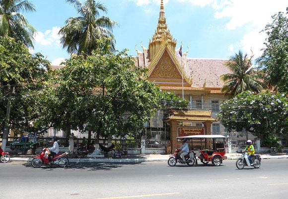 A Comfortable Retirement in Phnom Penh, Cambodia