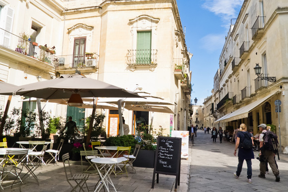 Food, Wine, Beaches, and Sun in Undiscovered Puglia: Part One