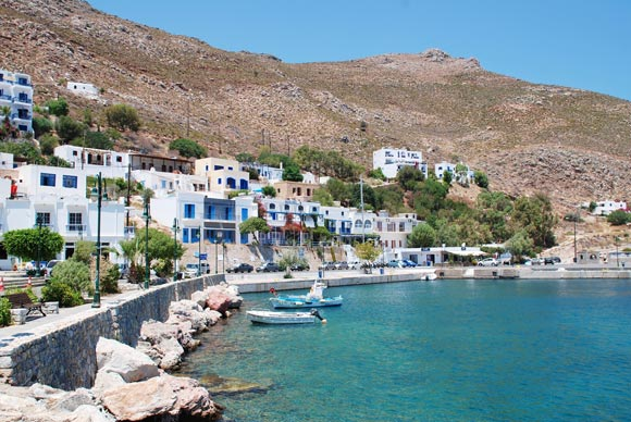 Part-Time Living on a Historic Greek Island for $1,000 a Month