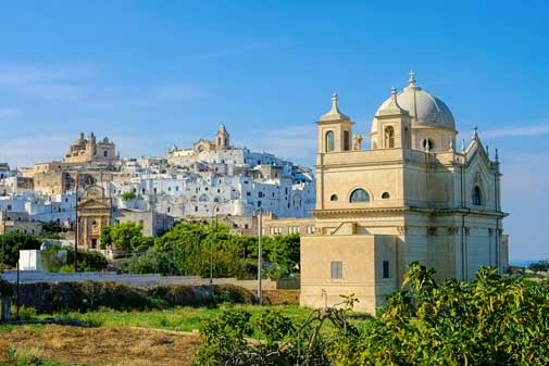 Puglia: Historic Homes in Romantic Italy From $48,000