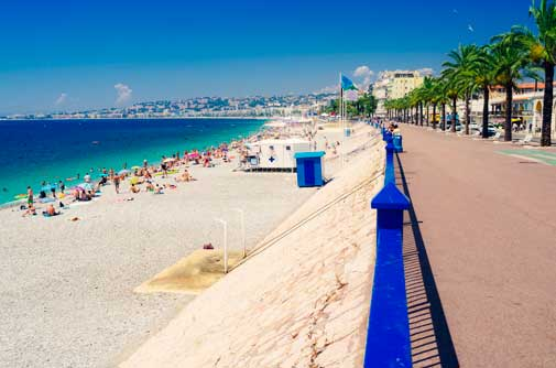 Where to Winter on The French Riviera From $3,200 a Month