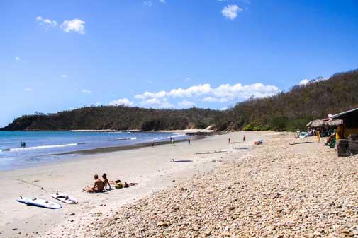 The Five Best Secret Beaches in Nicaragua