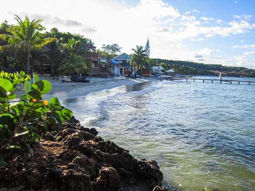 Loving Life on Caribbean Roatán