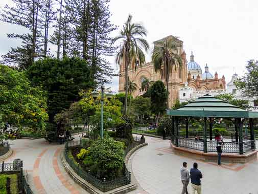 A New Life and a Childhood Musical Dream Realized in Cuenca