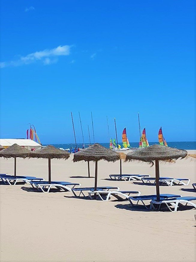 Take This Trip to the Spanish Island of Isla Canela to Profit