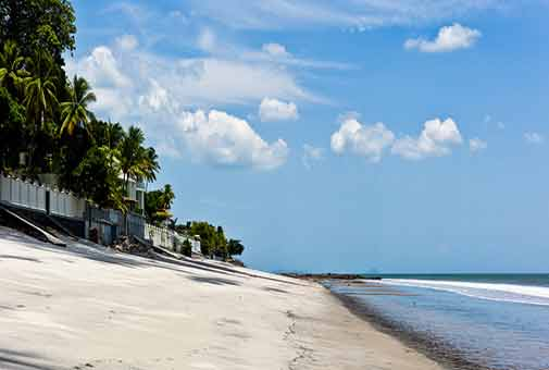 Panama's Best: Tropical Beaches, Mountain Towns, and City Convenience: Part One