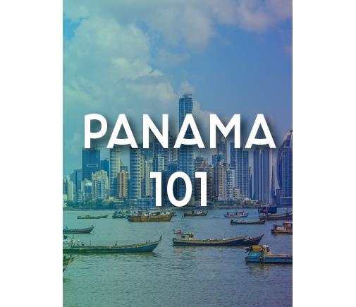 Panama 101