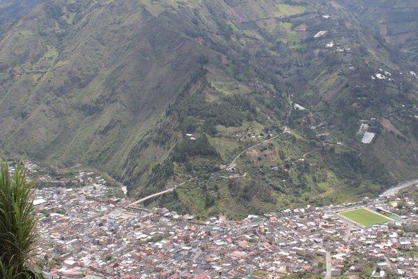Through the Avenue of Volcanoes to the Heart of Ecuador