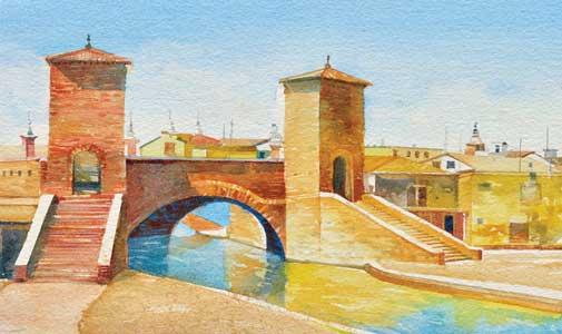 Comacchio: The Mini-Venice Nobody Knows About