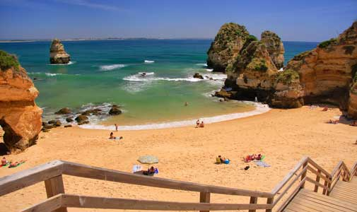 Picturesque and Peaceful Living in Lagos, Portugal