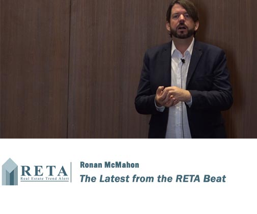 The Latest from the RETA Beat