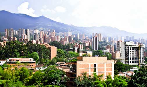 Enjoying A Top-Class Quality of Life in Medellín
