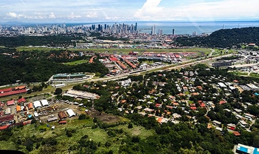 Just Outside the City, Panamá Pacífico Grows Up