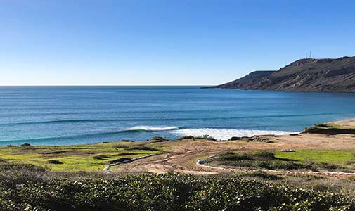 A Return to the Beach and the Pristine Waves of Baja