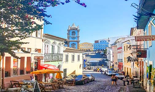 Swapping Seattle for Salvador: Enjoying the Rhythm of Bahia