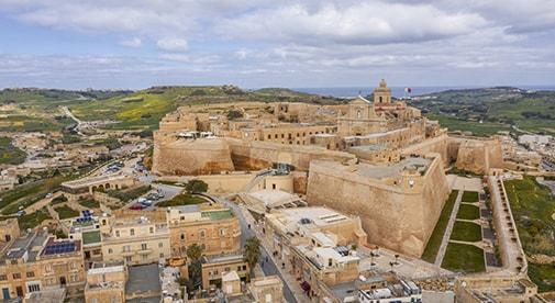 Tiny, Historic Gozo: A Mediterranean Jewel