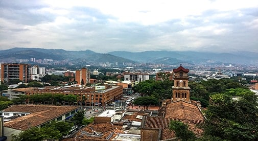 Falling in Love With Medellín's Low Costs and Outdoor Living